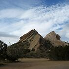 Old Man Revisited -Vasquez Rocks by Bellavista2