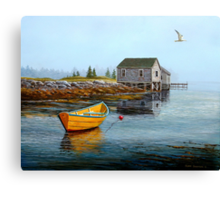 Seclusion Canvas Print