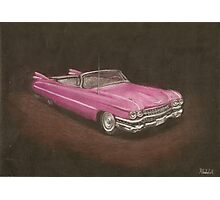 Cadillac Eldorado Photographic Print
