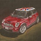 MINI Cooper by scarletmoon