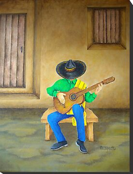 Mexican Serenade by Allegretto