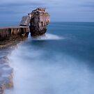 Portland Bill Seascapes by Ian Middleton