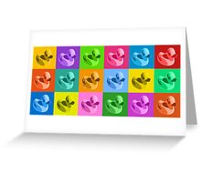 Rubber Ducks Greeting Card