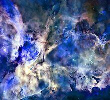 Carinae Nebula by Michael Tompsett
