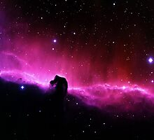 Horsehead Nebula by ArtPrints
