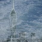 Spinnaker Tower & Spray, Portsmouth by piccolo8va