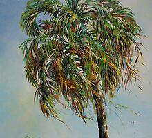 Celebration!  original acrylic on gallerywrapped canvas. by Nancy  Asbell