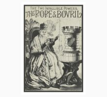The Pope and Bovril by Niall Stanton
