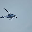 Channel 10 Chopper by mbutwell