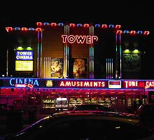 Tower Cinema, Skegness by Stephen Willmer