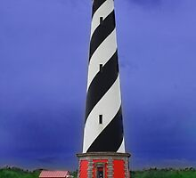 Cape Hatteras Lighthouse by Troy Gooch
