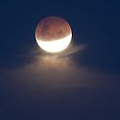 Lunar Eclipse by Shelley Warbrooke