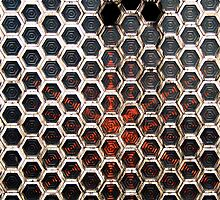 Hexagonal Windows by jahina