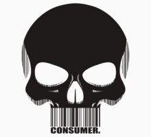 CONSUMER. -black- by R-evolution GFX