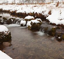 Gordale Beck. by Nick Atkin