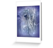 Snow Squall: Greeting Card