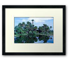 Kanaha Pond Morning Framed Print