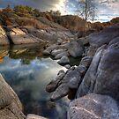 Rocky Pond by Bob Larson