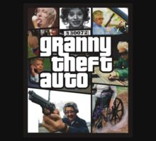 granny theft auto by DAVO532