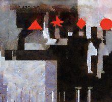 The Berlin Wall by Albert