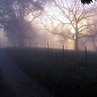 ~ Early Fall Sunrise In Missouri ~ by Brion Marcum