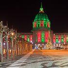 San Francisco City Hall by Nickolay Stanev