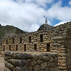 machu picchu. on the inside by Amanda Huggins