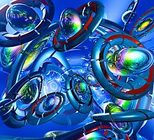 Multiverse by Peter Kennelly