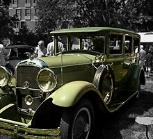 1928 Studebaker President - Model FA by TeeMack