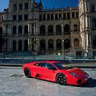 Lamborghini Murcielago by Jan Glovac Photography
