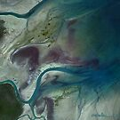 """Underwater Swirls"" - Revealing the secrets from the depths. by Patrice Baldwin"