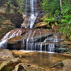 Empress Falls by Terry Everson