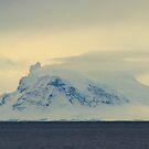 Windswept mountain by David Burren