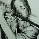 The Beautiful Assassin  by John Dicandia  ( JinnDoW )