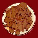 Gingerbread by Bluesrose