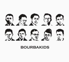 BOURBAKIDS by ainhoaaparicio