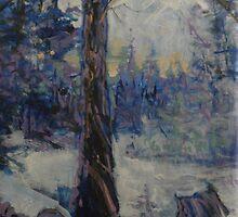 Cascade by John Fish