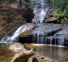 Empress Falls  #2 by Terry Everson