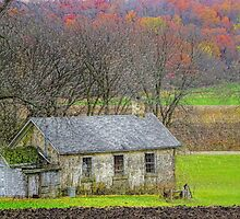 Kerl School House by wiscbackroadz