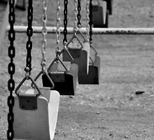 Swings @ LaMesa Texas Drive In by jphall
