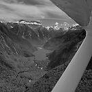 Milford Sound 1 by Brendan J. Robertson