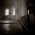 Le Thoronet Abbey by photo-kia