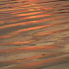 Sunset waves - Ko Phayam Beach - Thailand by suellewellyn