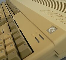 Commodore Amiga by billlunney