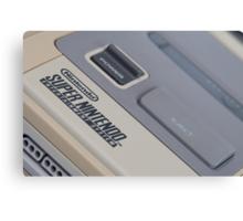 Super Nintendo (SNES) Canvas Print