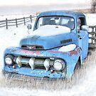 Winter Blues by billium