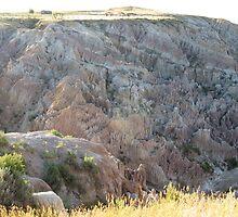 Hells Half Acre - Wyoming by AmyBuchmeier