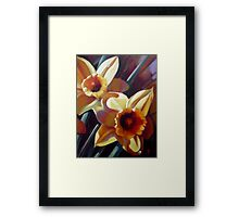 Narcissus 2 Framed Print