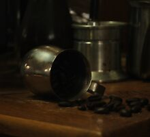 Coffee Beans by coffeenoir