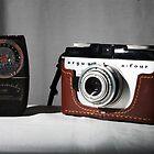 My mother's old camera by KatsEyePhoto